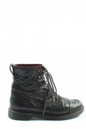 Paul Green Desert Boots black casual look