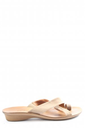 Paul Green Sandalo Dianette crema stile casual