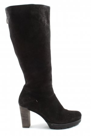 Paul Green High Heel Boots black casual look