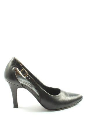 Paul Green High Heels black business style