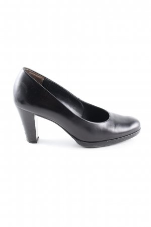 Paul Green High Heels schwarz Business-Look