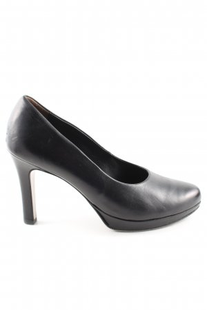 Paul Green High Heels black business style