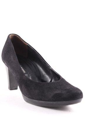 Paul Green High Heels schwarz klassischer Stil