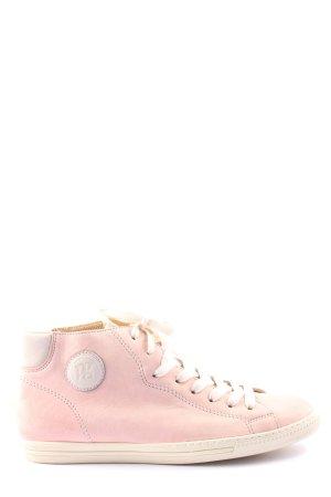 Paul Green High Top Sneaker pink Casual-Look