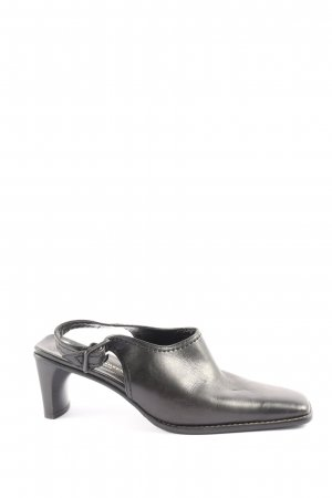 Paul Green High-Front Pumps black business style