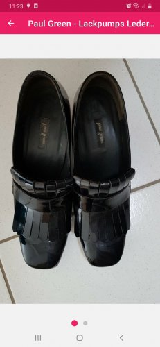 Paul Green Loafers black