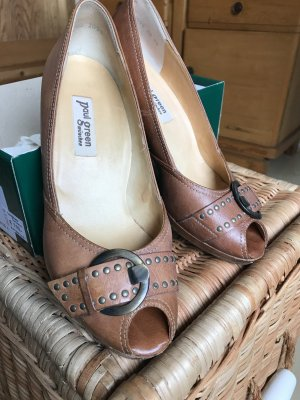 Paul Green Leder-Pumps