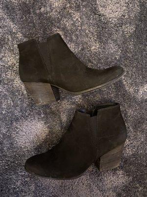 Paul Green Slip-on Booties black