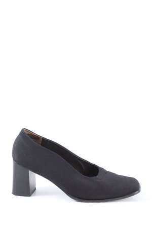 Paul Green Mary Jane Pumps schwarz Business-Look