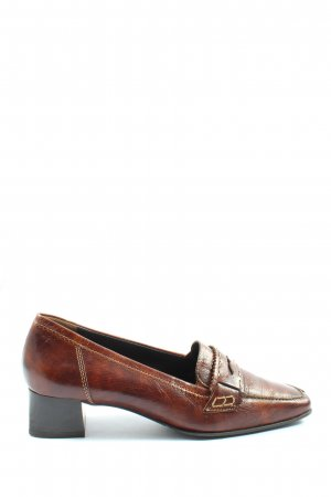 Paul Green München Slip-on Shoes abstract pattern elegant