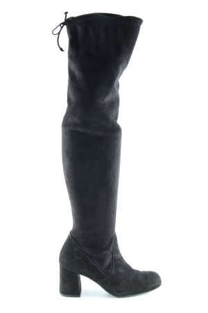 Paul Green Stivale cuissard nero stile professionale