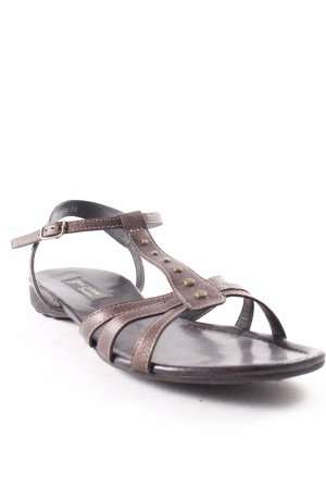 Paul Green Strapped Sandals brown casual look