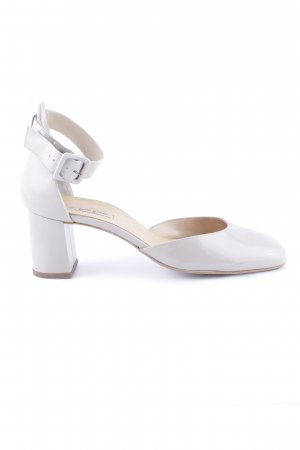 Paul Green Riemchenpumps hellbeige Business-Look