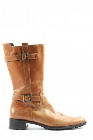 Paul Green Schaftstiefel braun Casual-Look