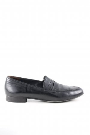 Paul Green Slippers black business style