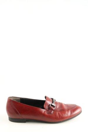 Paul Green Pantoffels rood zakelijke stijl