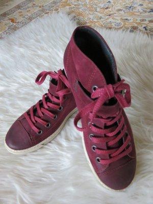 Paul Green Sneaker  38. Nubukleder ! WIE NEU !!LETZTE REDUZIERUNG !!