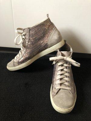 PAUL GREEN Sneaker high, mit Pailetten