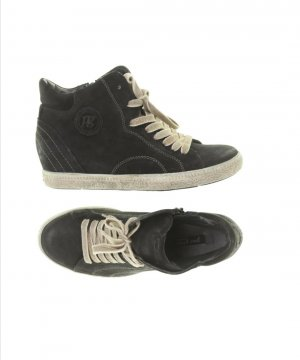 Paul Green High top sneaker zwart