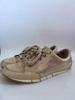 Paul Green Sneakers aus leder