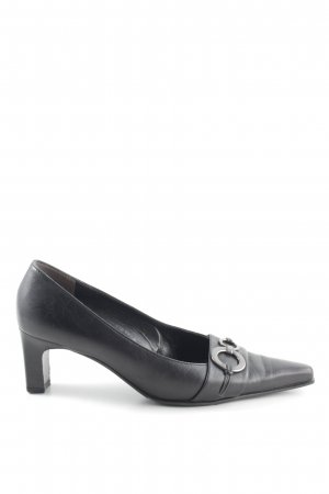 Paul Green Spitz-Pumps schwarz Business-Look