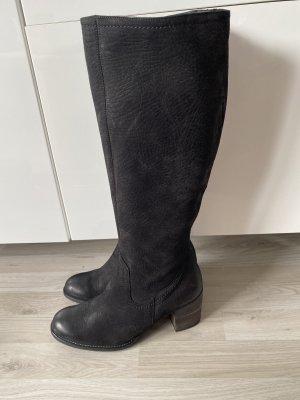 Paul Green München Winter Boots black
