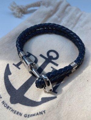 Paul Hewitt Leather Bracelet multicolored