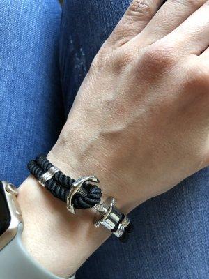 Paul Hewitt Bracelet noir