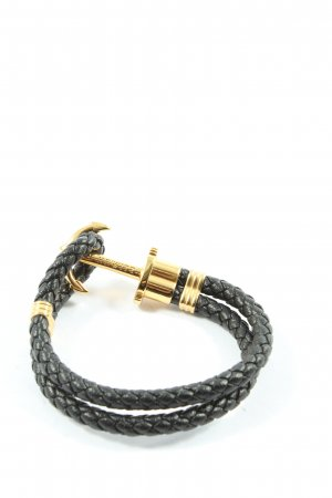 Paul Hewitt Armband schwarz Casual-Look