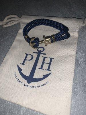 Paul Hewitt Bracelet bleu foncé