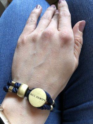 Paul hewitt Armband blau