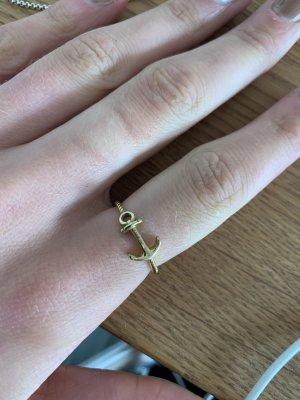Paul hewitt Goldener Ring Anker