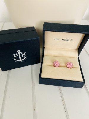 Paul Hewitt Ear stud pink-pink