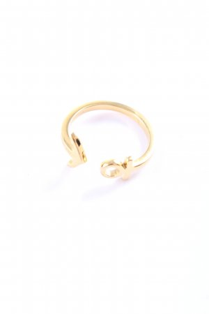 Paul Hewitt Statement Ring gold-colored casual look