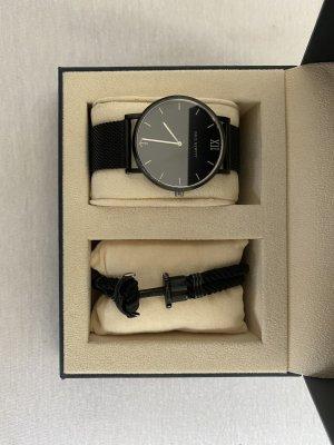 Paul Hewitt Analog Watch black