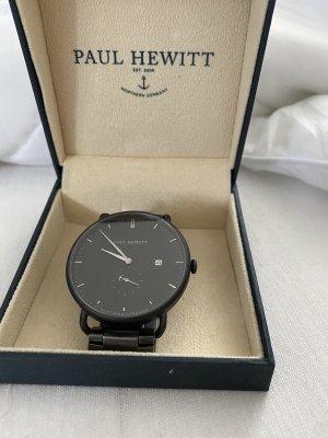 Paul Hewitt Zegarek analogowy antracyt