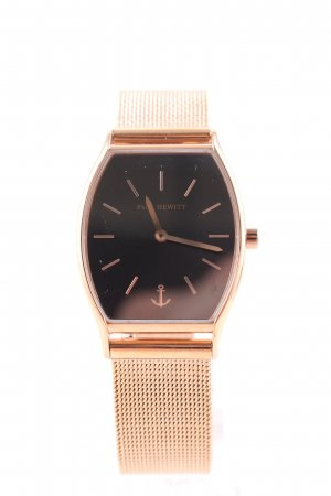 Paul Hewitt Watch With Metal Strap gold-colored casual look