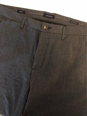Pantalon de costume noir-gris anthracite