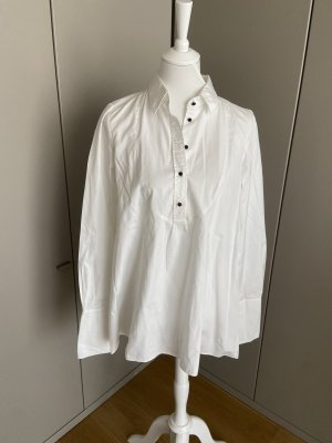 Paul & Joe Chemise à manches longues blanc