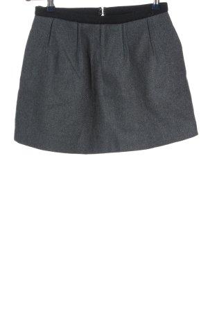 Paul & Joe Mini-jupe gris clair style décontracté