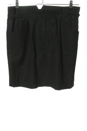 Paul & Joe Mini-jupe noir style décontracté