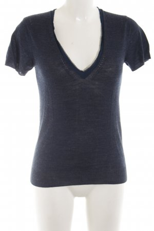 Paul & Joe Sister T-Shirt blau Casual-Look