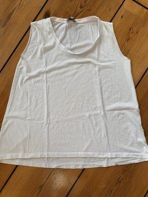 Paul & Joe Sister Tank Top in Weiß Shirt Größe 2