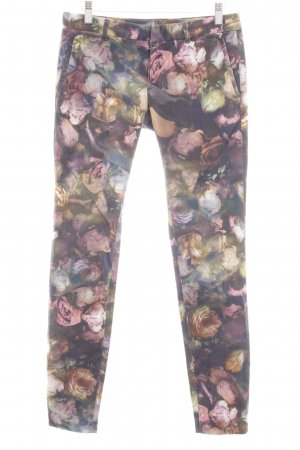 Paul Smith Chinohose Allover-Druck Casual-Look