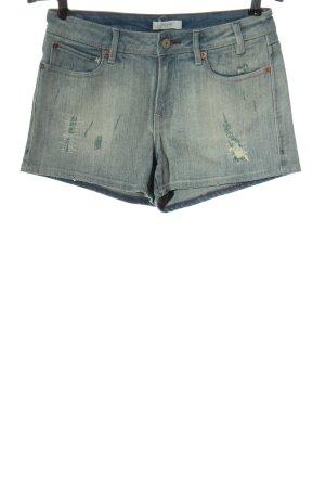 Paul Smith Pantaloncino di jeans blu stile casual
