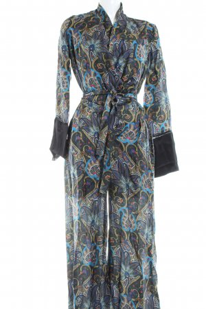 Paul Smith Jumpsuit abstraktes Muster Casual-Look