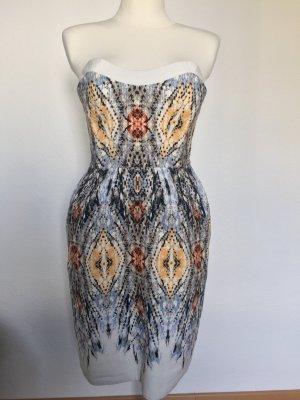 Paul Smith Corsage Dress multicolored cotton