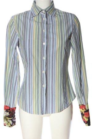 Paul Smith Camicia a maniche lunghe motivo a righe stile casual