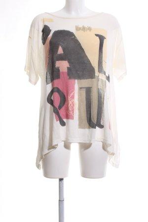 Paul Smith T-Shirt Schriftzug gestickt Casual-Look