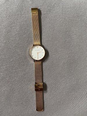 Paul Valentine Zegarek analogowy w kolorze różowego złota